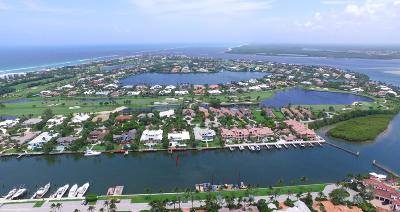 Stuart Single Family Home For Sale: 6579 SE Marina Way S