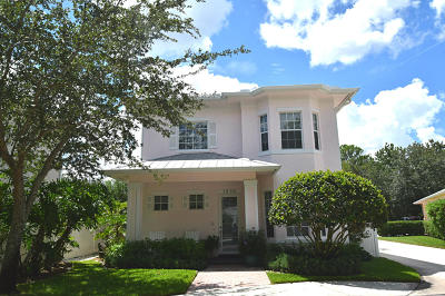 Palm City Single Family Home For Sale: 1530 SW Prosperity Way