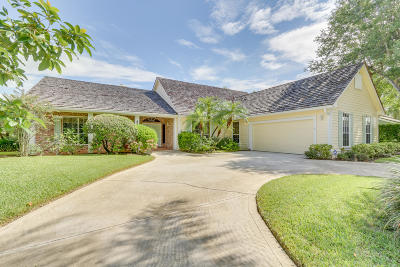 Tequesta Single Family Home For Sale: 18720 SE River Ridge Road