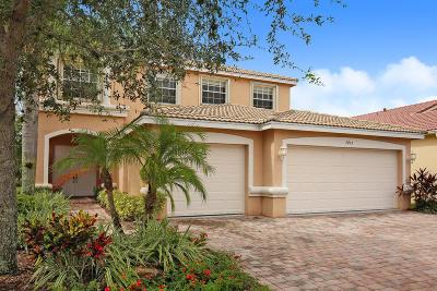 Lake Worth Single Family Home For Sale: 7453 Via Luria