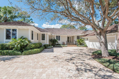 Palm Beach Gardens Single Family Home For Sale: 13101 Oakmeade