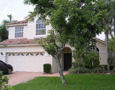 Boca Raton Single Family Home Contingent: 11016 La Salinas Circle