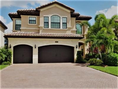 Delray Beach Single Family Home For Sale: 8153 Hutchinson Court