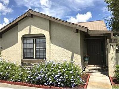 Port Saint Lucie Single Family Home Contingent: 831 SW Monica Street