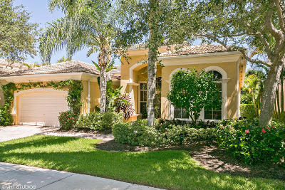 Palm Beach Gardens Single Family Home For Sale: 328 Vizcaya Drive