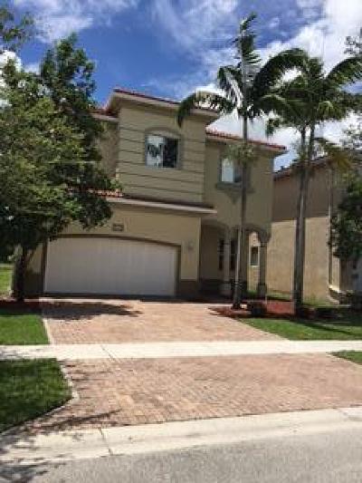 West Palm Beach Single Family Home For Sale: 631 Gazetta Way