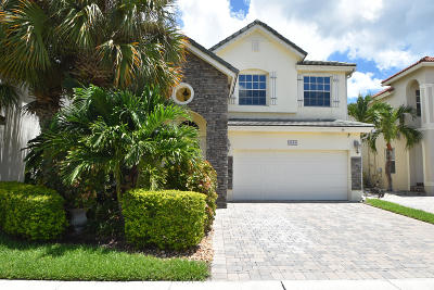 Lake Worth Single Family Home For Sale: 6868 Sea Daisy Drive