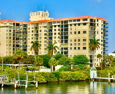 West Palm Beach Condo For Sale: 3800 Washington Road #206