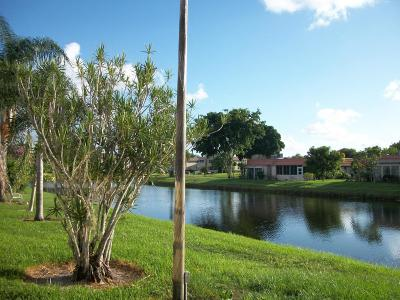 Delray Beach Single Family Home For Sale: 155 Valencia G