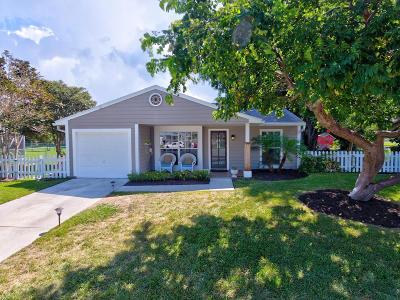Boynton Beach Single Family Home For Sale: 5334 Limewood Court