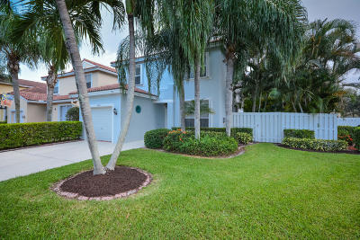 Lake Worth Single Family Home For Sale: 6905 Silverado Terrace