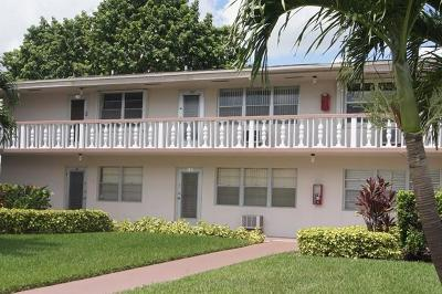 West Palm Beach Condo For Sale: 197 Bedford H