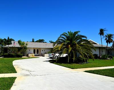 Port Saint Lucie Single Family Home For Sale: 1725 SE Hondo Avenue