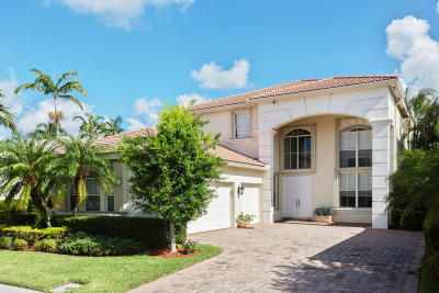 Palm Beach Gardens Single Family Home For Sale: 109 Via Condado Way