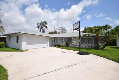 Boynton Beach Single Family Home For Sale: 1351 SW 27th Avenue