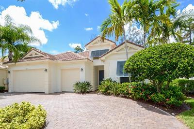 Royal Palm Beach Single Family Home For Sale: 9327 Plantation Estates Drive
