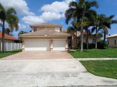 Lake Worth Single Family Home For Sale: 10694 Paso Fino Drive