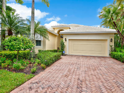 Palm Beach Gardens Single Family Home For Sale: 105 Victoria Bay Court