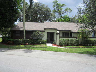 Royal Palm Beach Single Family Home For Sale: 226 Bald Eagle Ct