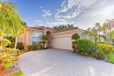 Delray Beach Single Family Home For Sale: 5287 Ventura Drive