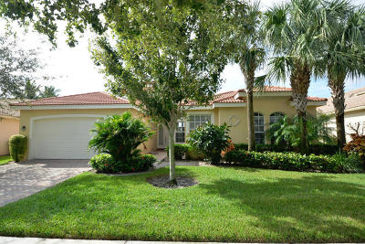 Delray Beach Single Family Home For Sale: 9697 Baywood Park Lane