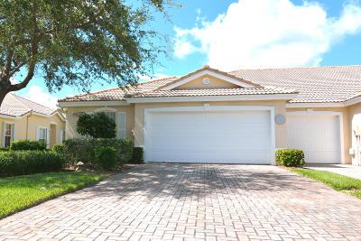 Jensen Beach Single Family Home For Sale: 671 NW Broken Oak Trail