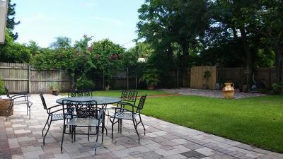 Jupiter Single Family Home For Sale: 316 2nd Street