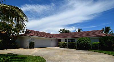Stuart Single Family Home For Sale: 3343 SE Fairway E