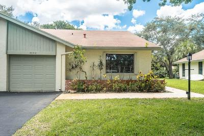 Delray Beach Single Family Home For Sale: 3832 Arelia Drive