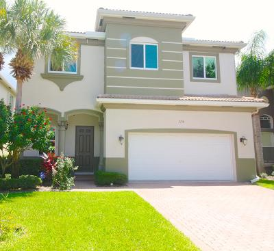 Boynton Beach Single Family Home For Sale: 7210 Shady Grove Lane