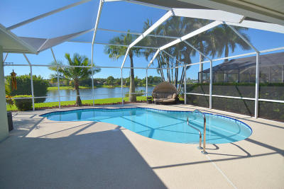Port Saint Lucie Single Family Home For Sale: 213 SW Whitewood Drive
