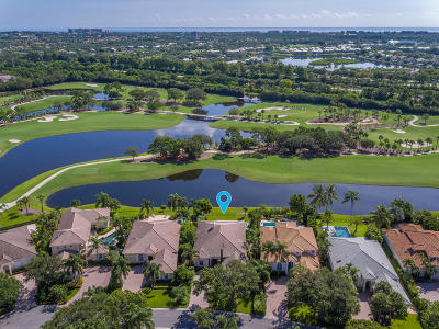 Jupiter Single Family Home For Sale: 183 Golf Village Boulevard