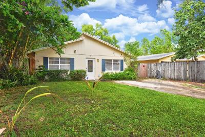Delray Beach Single Family Home For Sale: 5077 Adams Road