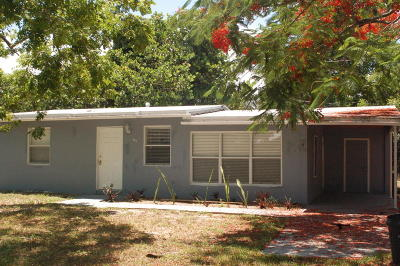 Pompano Beach Single Family Home For Sale: 711 NE 3rd Terrace