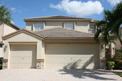 Lake Worth Single Family Home For Sale: 10255 Clubhouse Turn Road