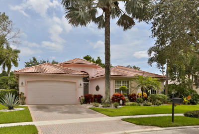 Boynton Beach Single Family Home For Sale: 6882 Fiji Circle