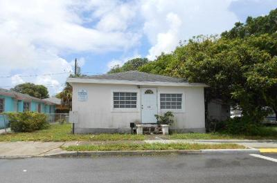 West Palm Beach Single Family Home For Sale: 1108 State Street