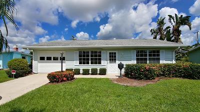 Port Saint Lucie Single Family Home For Sale: 2824 SE Morningside Boulevard