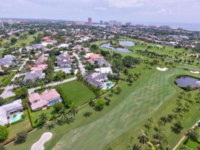 Boca Raton Single Family Home For Sale: 1834 Sabal Palm Circle