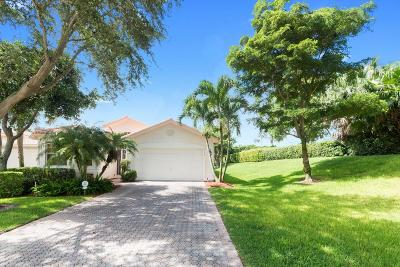 Delray Beach Single Family Home For Sale: 7334 Morocca Lake Drive