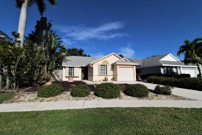 Boynton Beach Single Family Home For Sale: 9 Misty Laurel Circle
