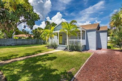 West Palm Beach Single Family Home For Sale: 311 31st Street