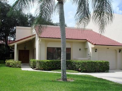 Palm Beach Gardens Single Family Home For Sale: 823 Windermere Way