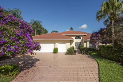 Palm City Single Family Home For Sale: 4881 SW Parkgate Boulevard