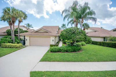 Jupiter FL Single Family Home Contingent: $524,900