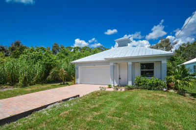 Palm City Single Family Home For Sale: 1135 SW 34th Terrace