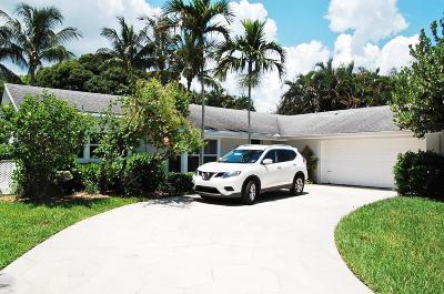 Palm Beach Gardens Single Family Home For Sale: 10745 Locust Street