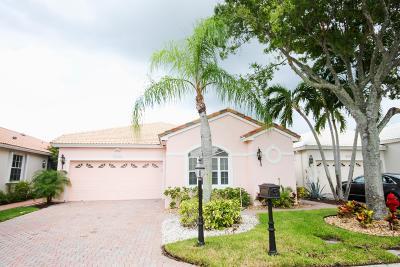 Boca Raton Single Family Home For Sale: 6286 Brava Way