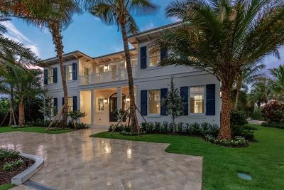 Palm Beach Single Family Home For Sale: 110 Indian Road