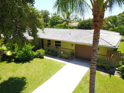 Boca Raton Single Family Home For Sale: 1268 SW 7th Street